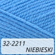 Kotek 32-2211 niebieski