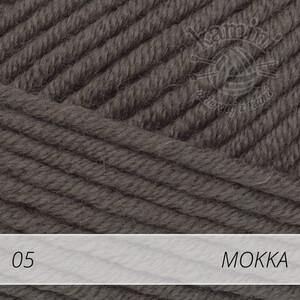 Big Merino 05 mokka
