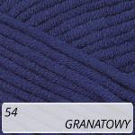 Jeans Plus 54 granat