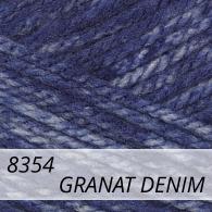 Bravo 8354 granat denim