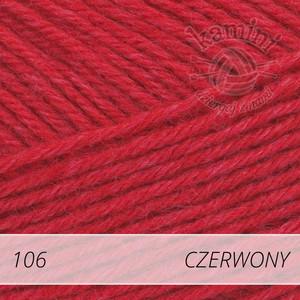 Fabel 106 czerwony