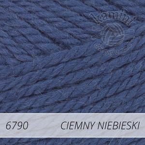 Nepal 6790 ciemny niebieski
