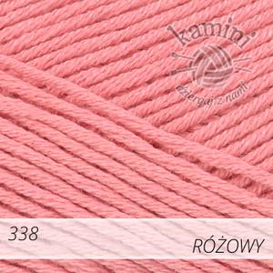 Estiva 338 różowy