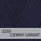 Scarlet 3250 ciemny granat
