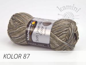 Soft Linen Mix Color 87