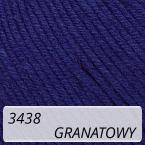 Baby Cotton 3438 granatowy