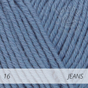 Cotton Merino 16 jeans