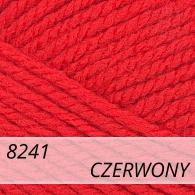 Bravo 8241 czerwony