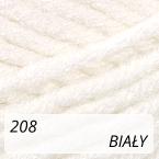 Sport Wool 208 biały