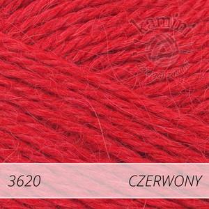 Alpaca 3620 czerwony