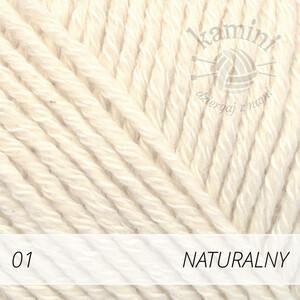 Cotton Merino 01 naturalny