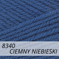 Bravo 8340 ciemny niebieski