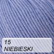 Jeans 15 niebieski