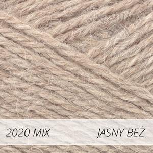 Alpaca Mix 2020 jasny beż