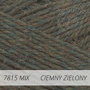 Alpaca Mix 7815 ciemny zielony