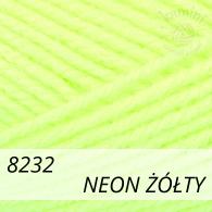 Bravo 8232 neon żółty