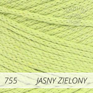 Macrame Cotton 755 jasny zielony