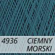 Maxi 4936 ciemny morski