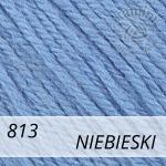 Baby Wool 813 niebieski