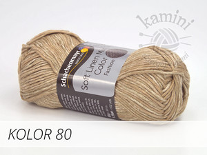 Soft Linen Mix Color 80