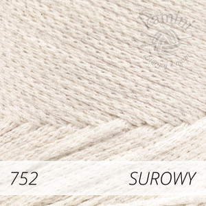 Macrame Cotton 752 surowy