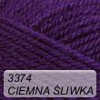 Elian Klasik 3374 ciemna śliwka