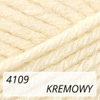Sport Wool 4109 kremowy