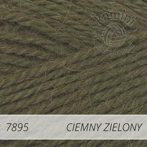 Alpaca 7895 ciemny zielony