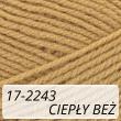 Kotek 17-2243 ciepły beż