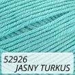 Mercan 52926 jasny turkus