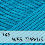 Catania 146 niebieski turkus