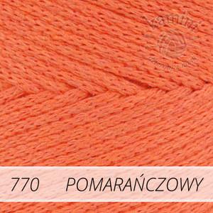 Macrame Cotton 770 pomarańczowy