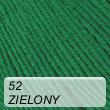 Jeans 52 ciemny zielony