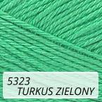 Camilla 6/4 5323 turkus zielony