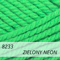 Bravo Big 8233 zielony neon