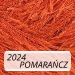 Samba 2024 pomarańczowy