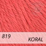 Baby Wool XL 819 koral
