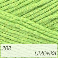 Bamboo Jazz 208 limonka