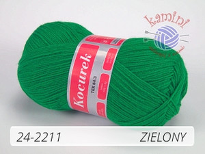 Kocurek 24-2211 zielony