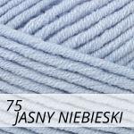 Jeans Plus 75 jasny niebieski