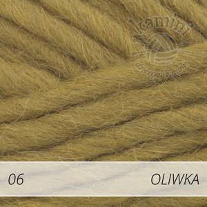 Eskimo / Snow 06 oliwka