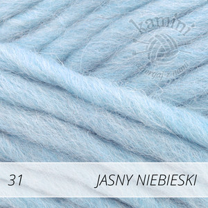 Eskimo 31 jasny niebieski
