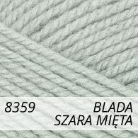 Bravo 8359 blada szara mięta