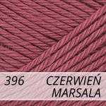 Catania 396 czerwień marsala