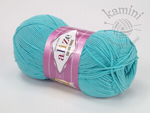 Cotton Gold 287 turkus