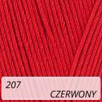 Scarlet 207 czerwony