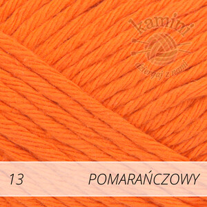 Paris 13 pomarańczowy