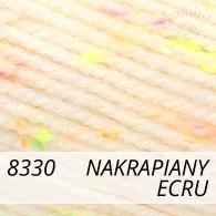 Bravo 8330 nakrapiany ecru