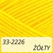 Kotek 33-2226 żółty