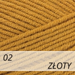 Cotton Gold 02 złoty